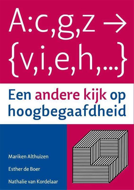 Een andere kijk op hoogbegaafdheid - Mariken Althuizen | Fthsonline.com