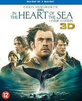 In The Heart Of The Sea (3D + 2D Blu-ray)