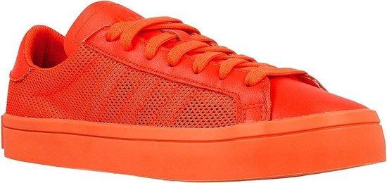 adidas superstar heren oranje