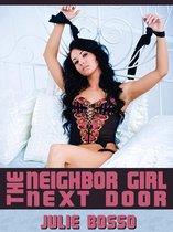 The Neighbor Girl Next Door: A Rough First Anal Sex Short