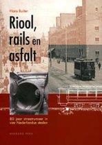 Riool Rails En Asfalt