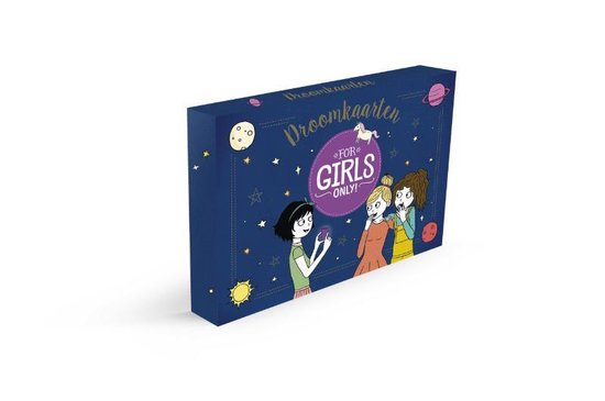 For Girls Only! - Droomkaarten - none | Readingchampions.org.uk