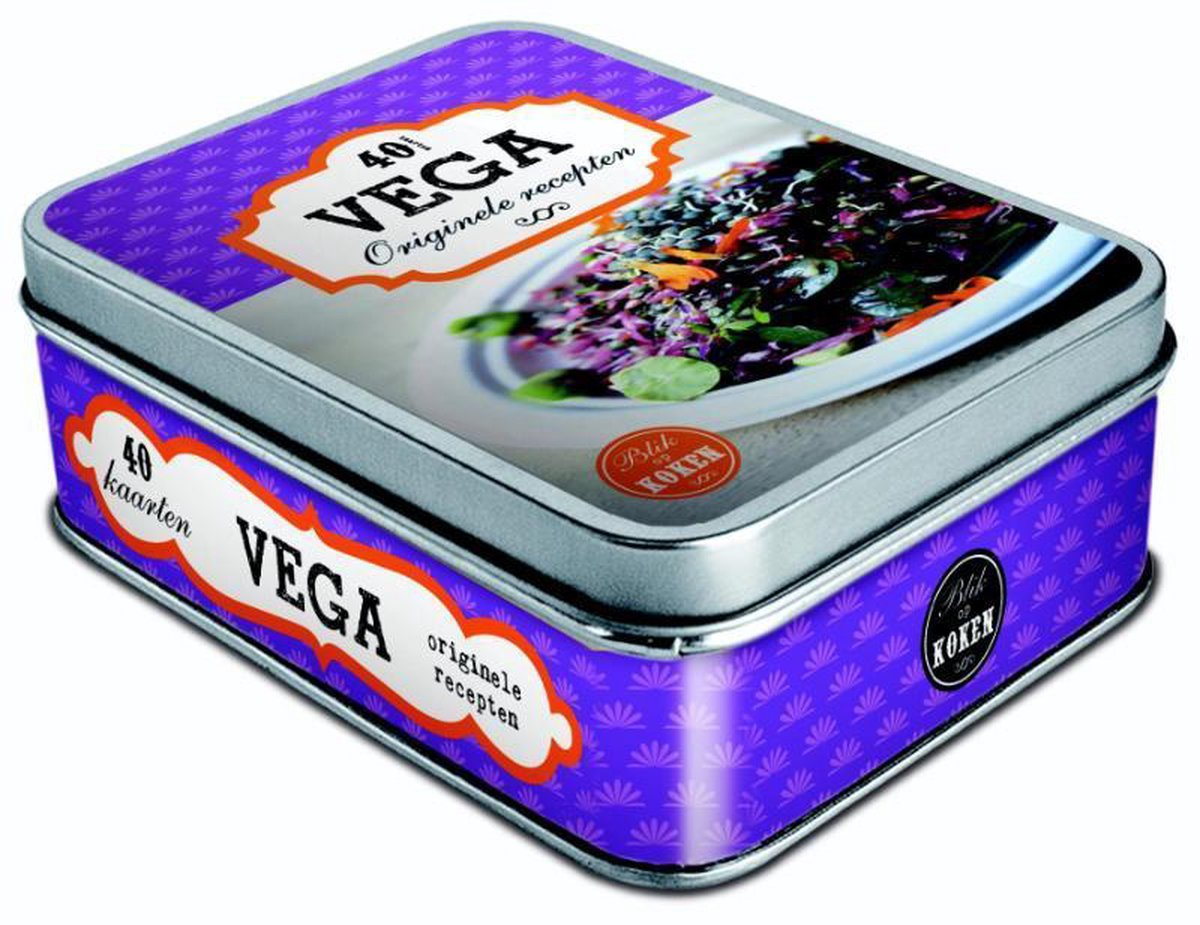 Blik op koken - Vega