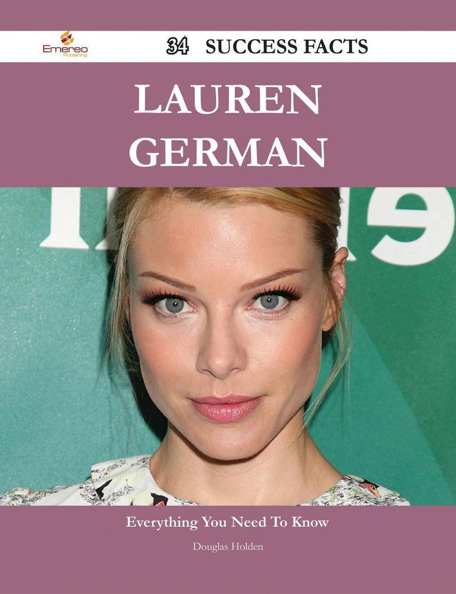 German laren Lauren German
