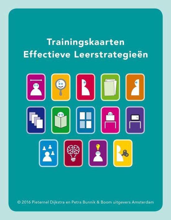 Trainingskaarten effectieve leerstrategieën - P. Dijkstra  