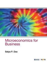 Boek cover Microeconomics for Business van Satya P Das