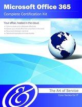 Boekomslag van 'Microsoft Office 365 Complete Certification Kit - Core Series for IT'