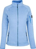 Gill Knit Fleece Jacket Dames