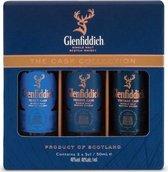 Glenfiddich - Cask Collection mini set