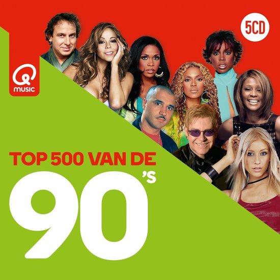 Qmusic Top 500 Van De 90's