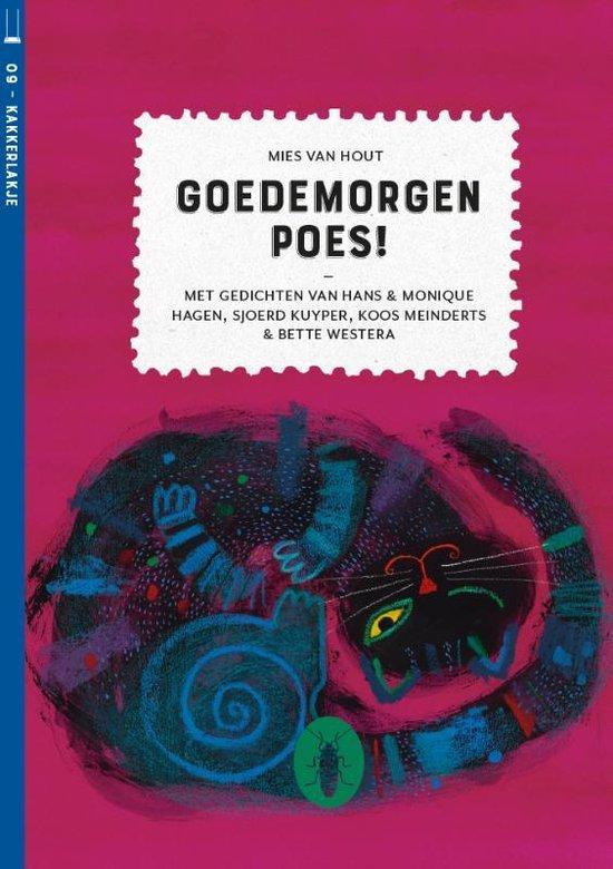 Kakkerlakjes jong 9 - Goedemorgen poes! (set van 6) - Bette Westera |