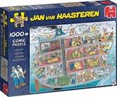 Jan van Haasteren Cruiseschip puzzel - 1000 stukjes