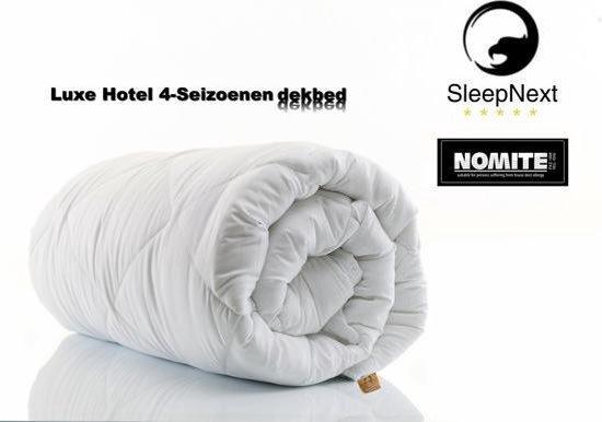 Luxe Hotel 4-seizoenen dekbed - Lits-jumeaux - 240x200cm