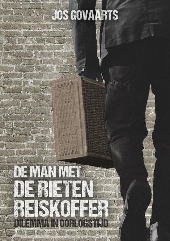 De man met de rieten reiskoffer - Jos Govaarts |