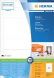 Herma printeretiketten Labels wit 97x42,3mm papier 2400 St.