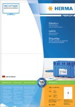 Herma printeretiketten Labels white 105x148 SuperPrint 800 pcs.
