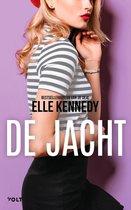 Boek cover De jacht van Elle Kennedy
