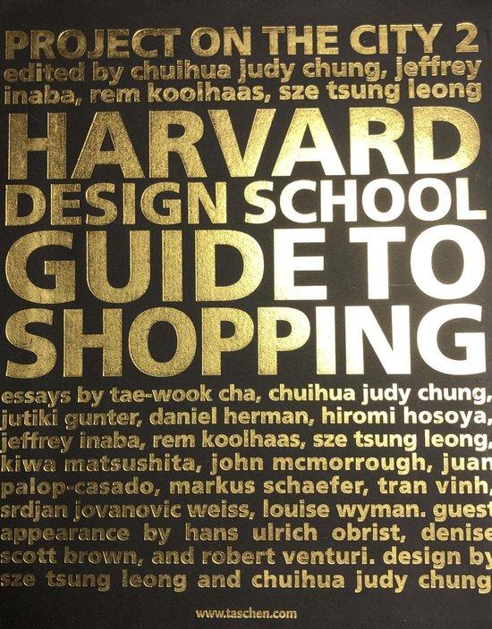 Afbeelding van The Harvard Guide to Shopping