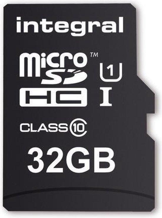 Integral INMSDH32G10-90SPTAB flashgeheugen 32 GB MicroSD UHS-I