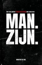 Boekomslag van 'Man. Zijn.'