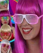 Shutter shade bril multicolour per stuk