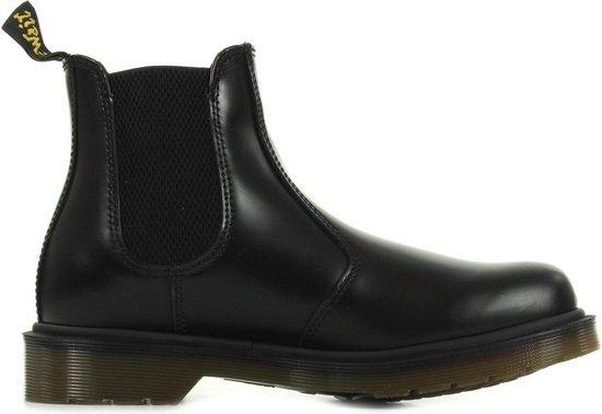 Dr. Martens 2976 Unisex Chelsea Boots - Zwart - Maat 36