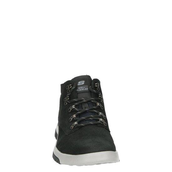 Skechers Bellinger 2.0 Regano Heren Laarzen - Zwart - Maat 43