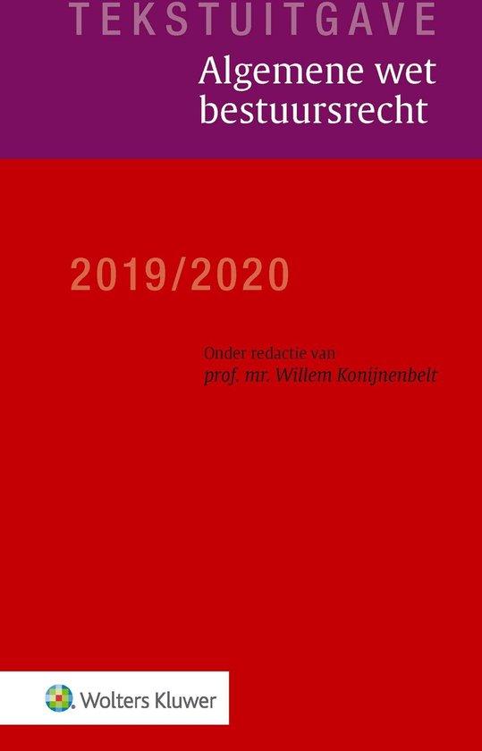 Tekstuitgave - Algemene wet bestuursrecht - Wolters Kluwer Nederland B.V. |