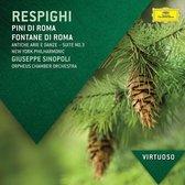 Pini Di Roma/Fontane Di Roma/Gli Ucceli (Virtuoso)