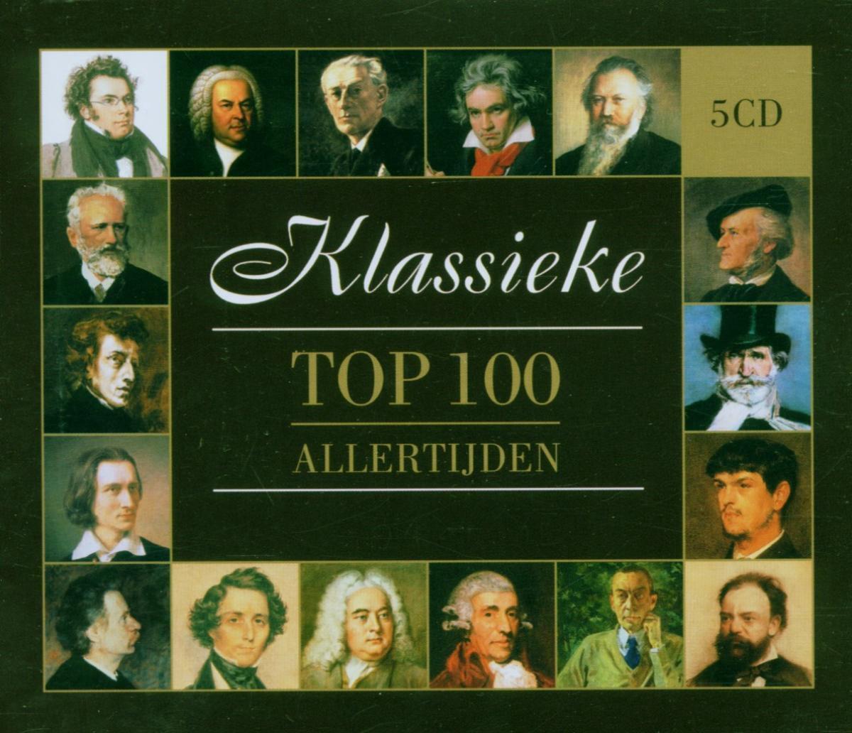 Klassieke Top 100 Allertijden - various artists