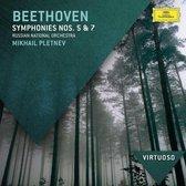 Symphonies Nos. 5 & 7 (Virtuoso)