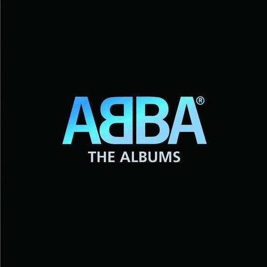 CD cover van The Albums van ABBA