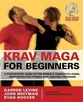 Boek cover Krav Maga for Beginners van Darren Levine