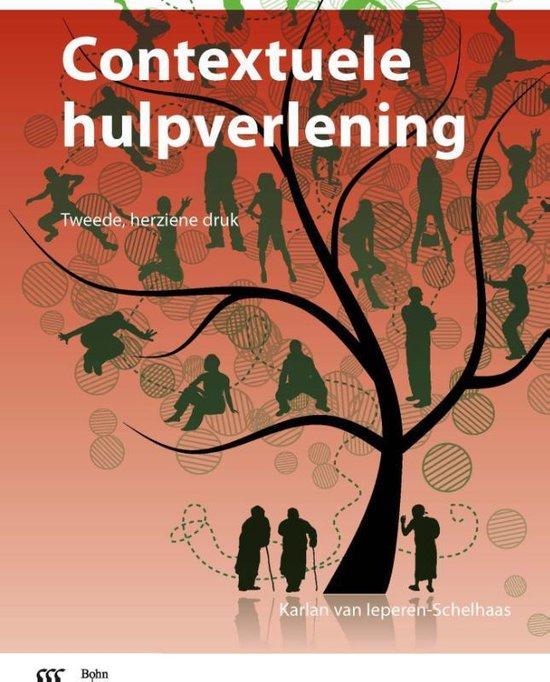 Contextuele hulpverlening - Karlan van Ieperen-Schelhaas |