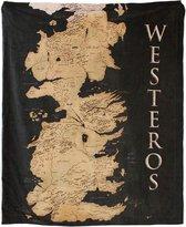 Game of Throne - Westeros Map Deken