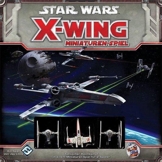 Afbeelding van het spel Star Wars: X-Wing - Grundspiel Miniaturen-Spiel - Duitstalig gezelschapsspel