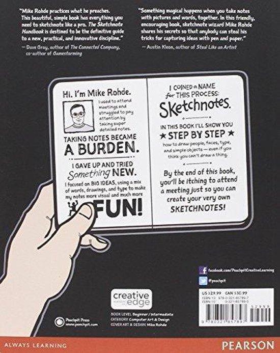 Sketchnote Handbook Illustrated Guide