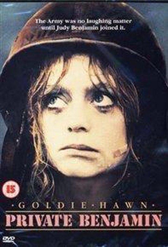 Cover van de film 'Private Benjamin'