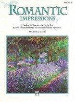Romantic Impressions 1