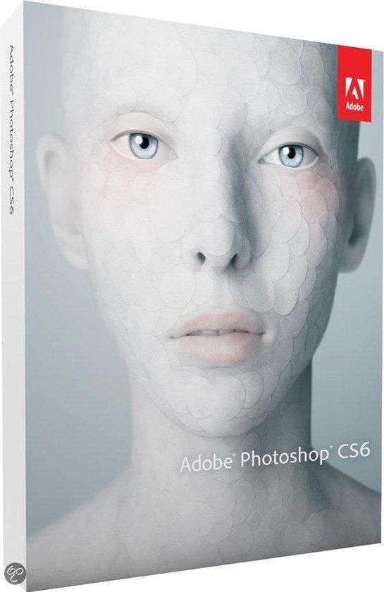 Adobe Photoshop 13 CS6 - WIN / Nederlands