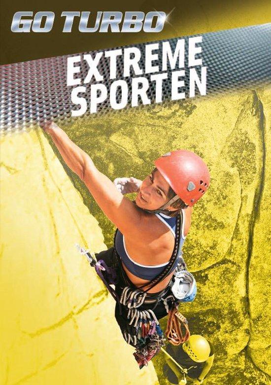 Extreme sporten - deel - Kate Scarborough  