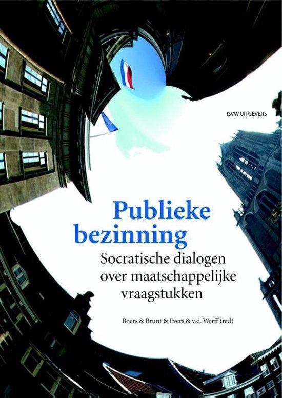 Publieke bezinning - Erik Boers |
