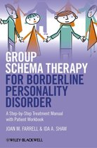 Boek cover Group Schema Therapy for Borderline Personality Disorder van Joan M. Farrell (Paperback)