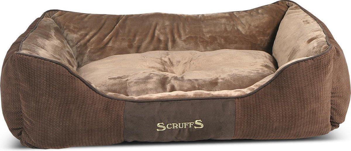 Scruffs Chester - Hondenmand - Bruin - XL - 90 x 70 cm - Scruffs