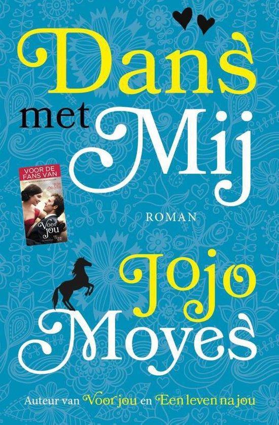 Boekomslag voor Dans met mij