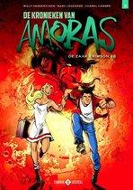 De kronieken van Amoras 1 -  De zaak Krimson 2