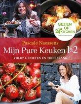Boek cover Mijn pure keuken 1 & 2 - van Pascale Naessens (Paperback)