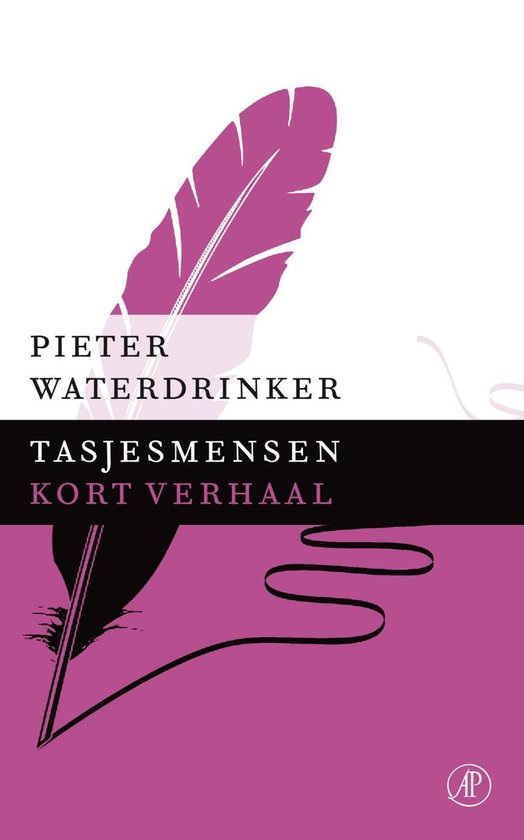 Tasjesmensen - Pieter Waterdrinker pdf epub