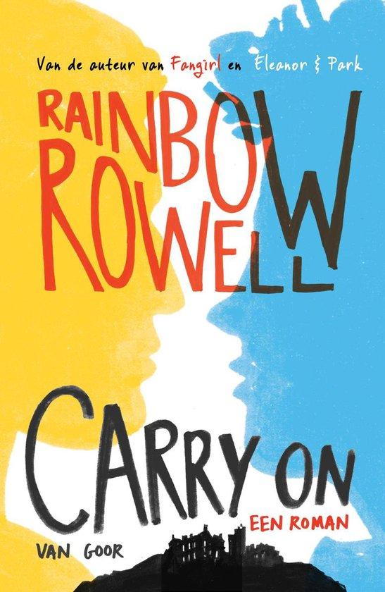 Carry On - Rainbow Rowell |