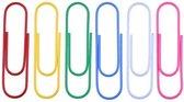 Mega paperclip XL: circa 10 x 2,5 cm (SET van 6 st.)